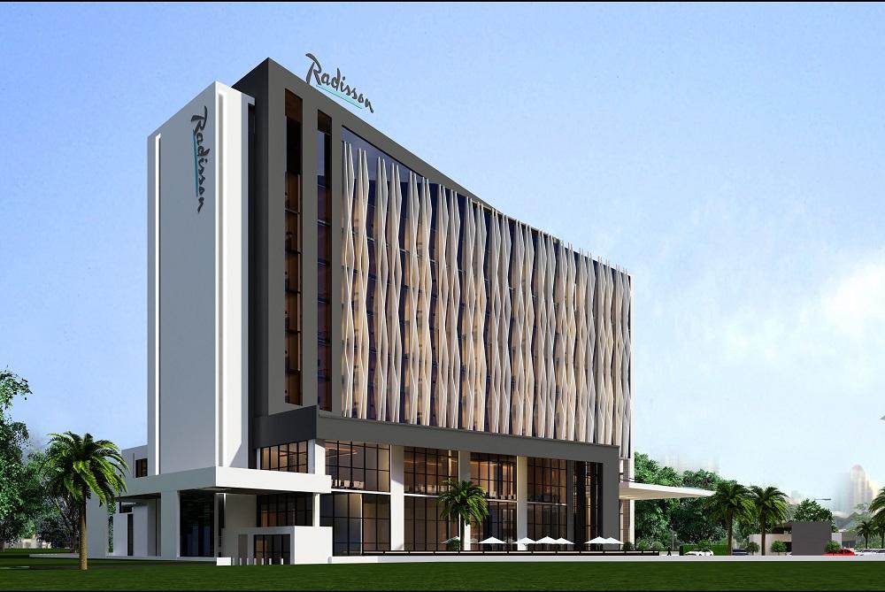Radisson Hotel Djibouti - Exterior (Radisson Hotel Group)